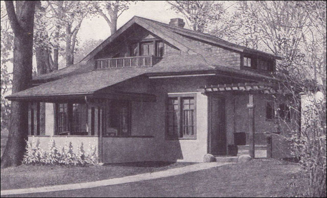 1911 Owner Designed Bungalow