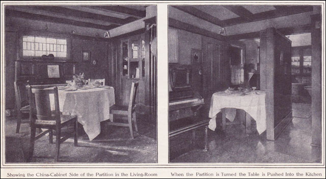 1911 Bungalow Interior