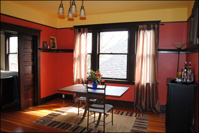 1910s apartment - brave color