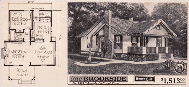 1923 Sears House - Brookside