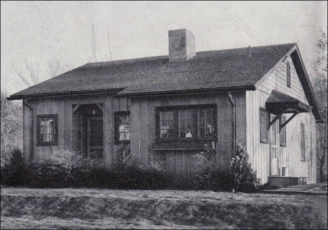1937 Better Homes Gardens Bildcost House Plan No 602