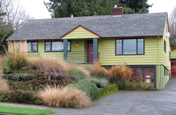 Small Retro Style House - East Portland